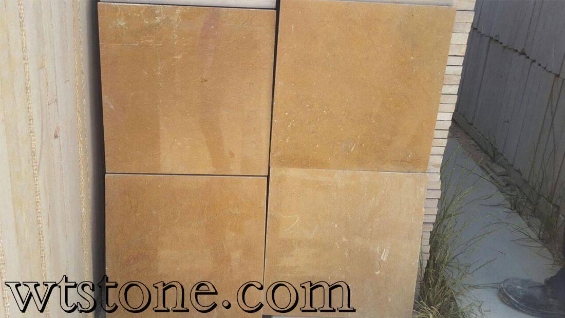 سنگ گندمک سابیده صیقلی