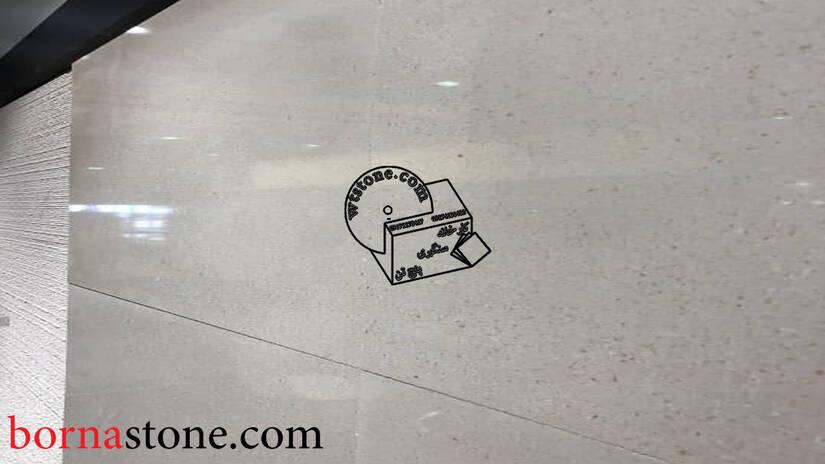 سنگ لایم استون سفید شیراز