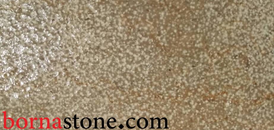 سنگ طوسی ارسنجان بوشهمر چرمی